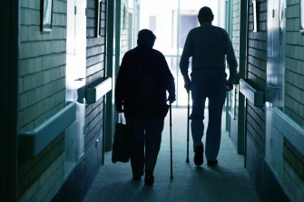 Aged care rules are complex: seek advice, so you know exactly what it's going to cost you.