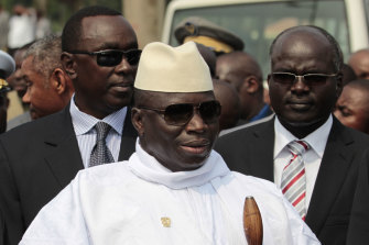 Gambians are still suffering after more than two decades of oppressive rule from former president Yahya Jammeh, who stepped down in 2016.