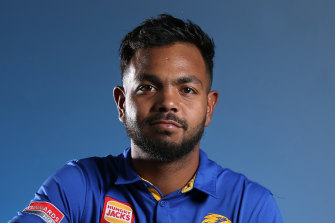 Willie Rioli was provisionally suspended.