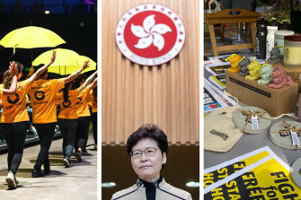 The tentacles of Hong Kong's national security laws reach Australia