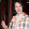 Scandi is dandy ... 'Fleabag' star Phoebe Waller-Bridge.