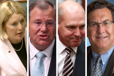Minister gives string of former Lib MPs lucrative new jobs