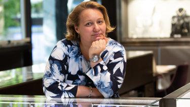 Leanne Kemp, Everledger founder