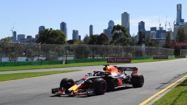 The Albert Park circuit has its detractors for limited overtaking opportunities.