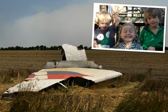 Liberal MP stuns colleagues with MH17 remarks