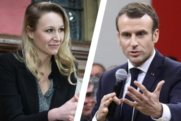 Meet the 29-year-old charismatic extremist tipped to challenge Macron