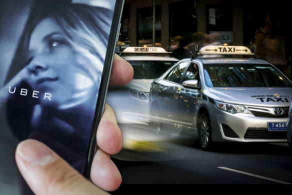 $1 rideshare levy nets $34 million for the state, but taxis are losing money