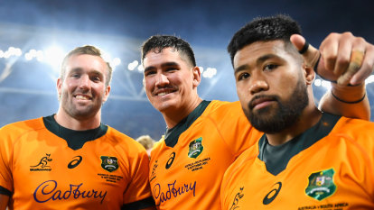 Two years out from the World Cup, Wallabies fans can dare to dream