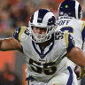 NFL player tested positive for coronavirus