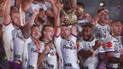 NRL will have FTA broadcast future settled this year: V'landys
