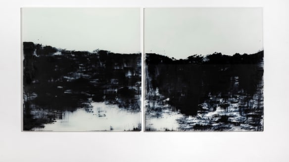 There's elegant, eye-catching work in this year's Hindmarsh Prize
