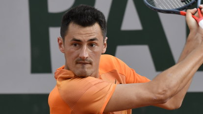 Tomic misses out on Queen's after defeat