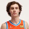 Simmons, Giddey dominate Australian storylines as NBA season begins
