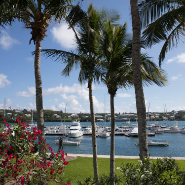 As recently as July, social media posts suggested Dwyer was in Bermuda.