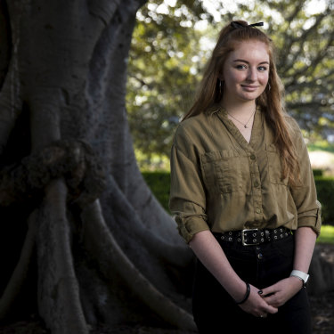 Kalisha Glover was evacuated from her home during the 2019 HSC due to oncoming bushfires, leaving behind her study notes. She submitted an illness/misadventure application, which was upheld. She is now studying at UTS; and her family home was spared.