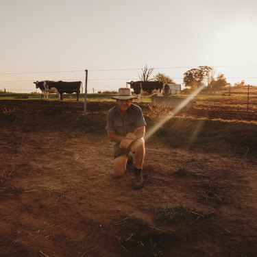 Queensland dairy farmer Jeff Ballon loves the ABC's rural programming but doesn't think much of its political coverage.