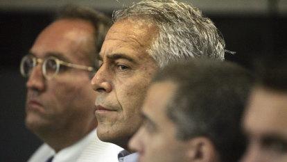 US Virgin Islands sues Jeffrey Epstein estate, alleges sex trafficking