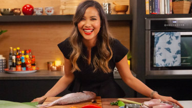 Former MasterChef winner Diana Chan has a new cooking show on SBS Food