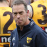 Coaches in feisty meeting with AFL over runner restrictions