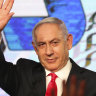 Israeli president picks Netanyahu to try to form government