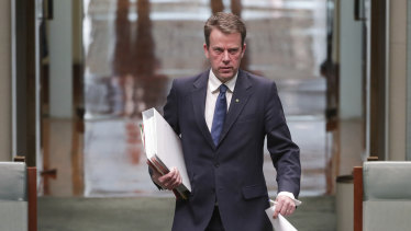 Education Minister Dan Tehan has called on concerned students to consider that the new system is fairer.