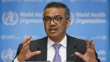Tedros Adhanom Ghebreyesus, the director general of the World Health Organisation has been criticised by Taiwan for being too close to Beijing.