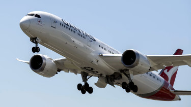 Qantas will have to offload passengers to fly the extra distance required by the diversion.