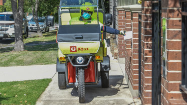 Australia Post is facing pressure over changes to letter deliveries.