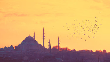 Constantinople was increasingly known as Istanbul after the Muslim conquest of 1453.