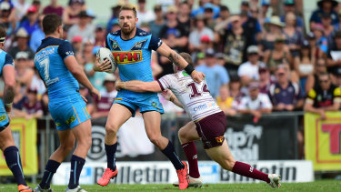 Bryce Cartwright is headed for the Eels, pending approval from the NRL.