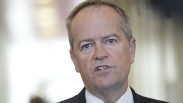 Bill Shorten was the least popular major party leader in decades.