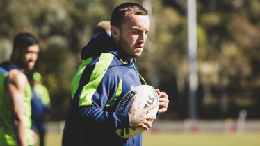 Raiders co-captain Josh Hodgson says any NRL crackdown will be for the good of the game.