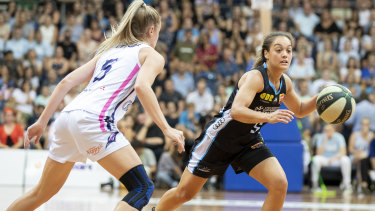 The Canberra Capitals defeated Adelaide Lightning to take this season's WNBL crown.