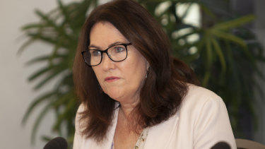 Senator Deborah O'Neill has used parliamentary privilege to excoriate EY's culture and governance.