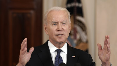 US President Joe Biden has lowered the proposed global corporate tax rate.