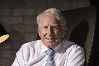Investment doyen Robert Millner is not ready to retire.