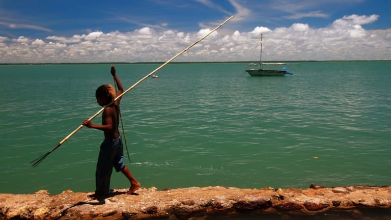 The Torres Strait rock-lobster fishery operates under a complex web of laws involving the Australian, PNG and Queensland governments.