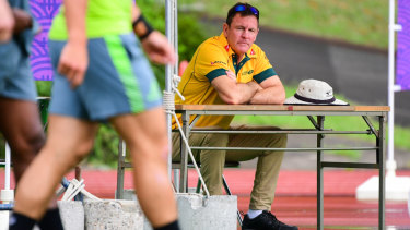 Wallabies selector Michael O'Connor had to evacuate his house on the Sunshine Coast earlier this week due to a bushfire.