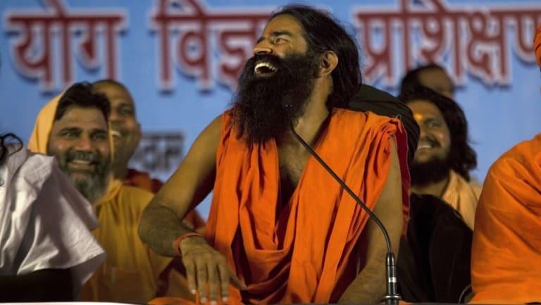 Renowned yoga guru Baba Ramdev has become a huge success in the corporate world.