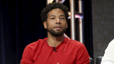 Jussie Smollett was dissatisfied with his pay on the TV show Empire, police said.