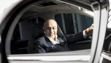 Meet Australia's unknown billionaire