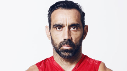 AFL's regrettable response to Goodes documentary