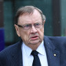 Tennis Australia director Harold Mitchell was 'pushing Seven's interests', court hears