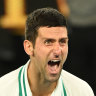 'It hurts. I'm a human being': Djokovic on being public enemy No.1