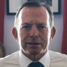 'We had a good chat': Tony Abbott has been giving his mobile number in fight for Warringah