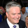 Away from WA: Cormann to spend election campaign far from home