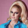 The fluid evolution of Mardi Gras co-host Courtney Act