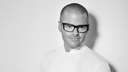 Heston Blumenthal: 'I'm pleased with all I've achieved as a chef'