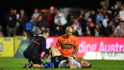 'If it was the first time I'd brush it off': Morris fuming at Brookvale surface