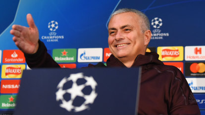 'Give absolutely everything': Mourinho launches Spurs charm offensive